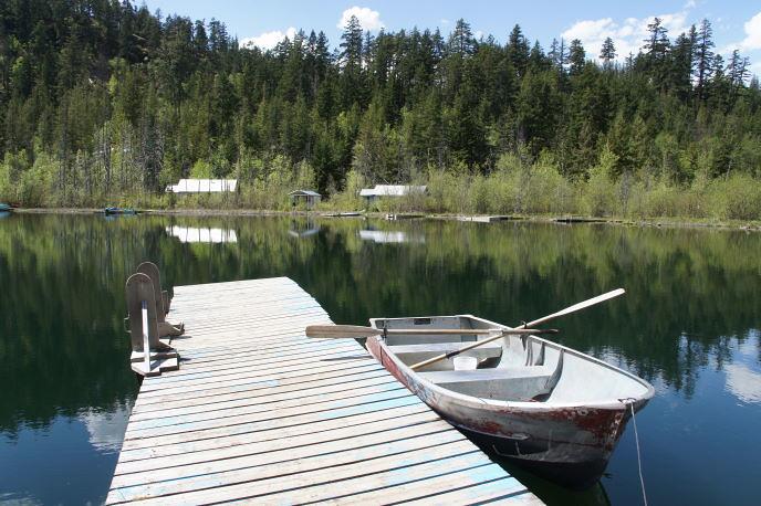 Blue Lake Resort, Boston Bar BC, Fishing Camping, Hiking ...
