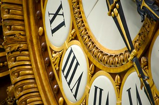 Musée d'Orsay clock | detail | by christianmeichtry