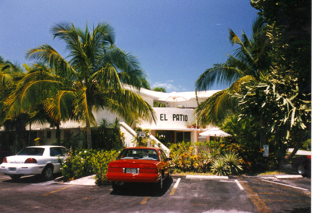 quaint 39 el patio 39 motel a favorite at key west when we
