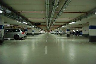 Europe's largest garage | by Derringdos