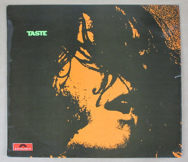 "TASTE w/RORY GALLAGHER TASTE UK ENGLAND 12"" LP VINYL"