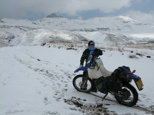 Alborz Mountains. Revolutionary Ride: On the Road in Search of the Real Iran