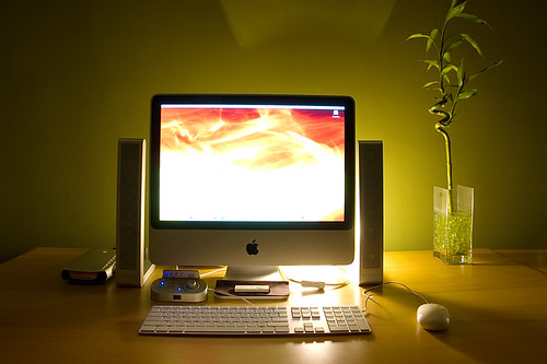 My Home Office | by dziner