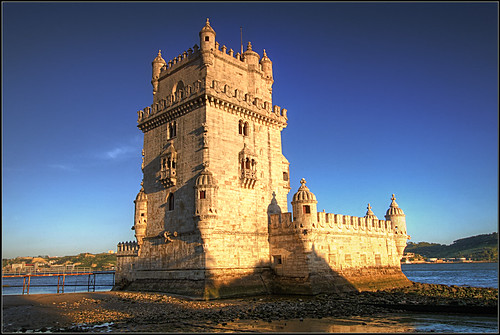 Belém Tower | by Pear Biter