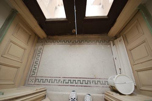 Vestibule Floor Mrslimestone Flickr