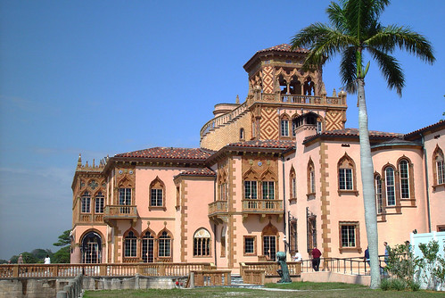 Ringling Mansion Sarasota Built 1926 Ringling Is Said