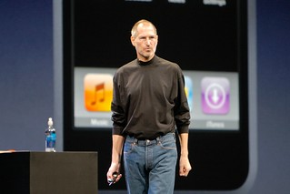 Steve Jobs talks about the iPhone | by Tom Coates