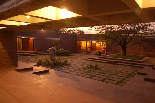 Bharat Bhavan | Of courtyards and exhibition spaces ...