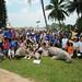 Happy Dugong Ambassadors at Chek Jawa
