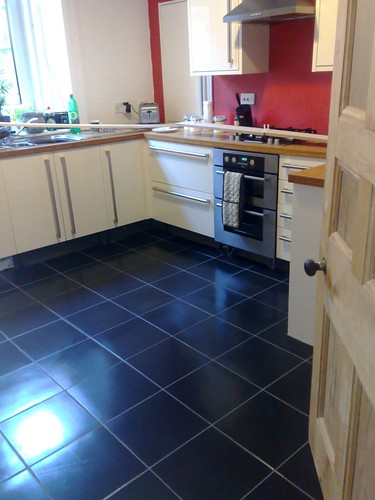 new kitchen floor | by hodgers