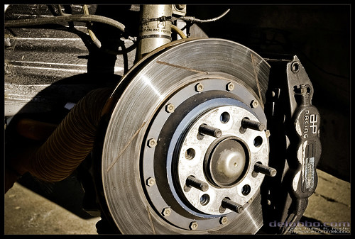 BMW M3 racecar brake | by Rasidel Slika