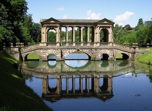 ... Palladian Bridge, Prior Park (Explored) | By Stu Meech