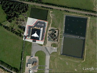 new hangar overlay to google earth image | by sickbag_andy