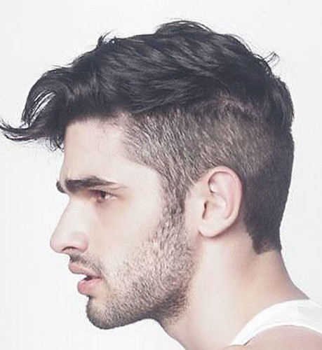 kiểu tóc nam đẹp lịch lãm