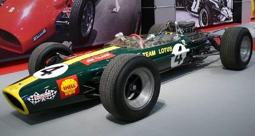 Lotus 49 Jim Clark The Lotus 49 Jim Clark Drove In Its
