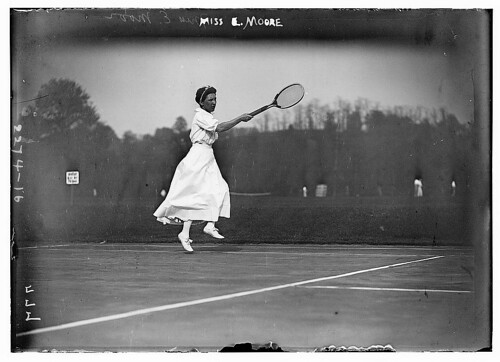 Miss E. Moore  (LOC) | by The Library of Congress