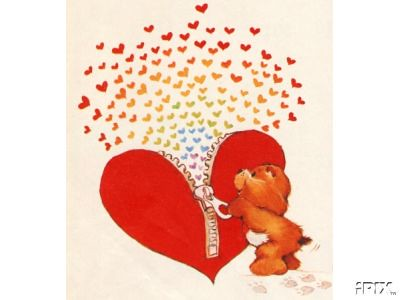 Care Bear Clip Art 858 | Brought To You By www.poseableplace… | Flickr