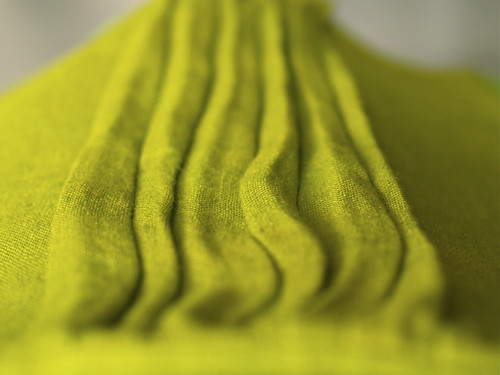 texture on chartreuse | by Yorktown Road