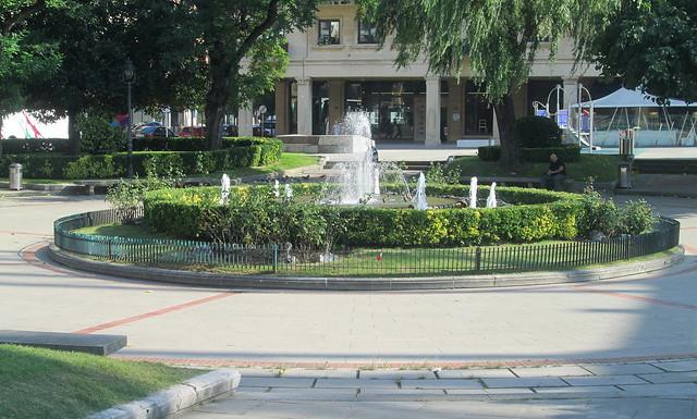 Fountain, Getxo