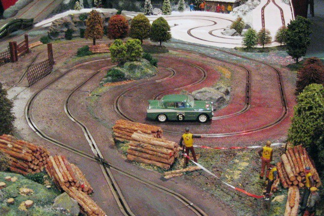 Slot car rally tracks can you have a small straight in poker