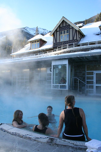 Banff Hot Springs & Hot Tubs | by Banff Lake Louise