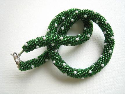 Bead Crochet Patterns - Jewelry Making Instructions