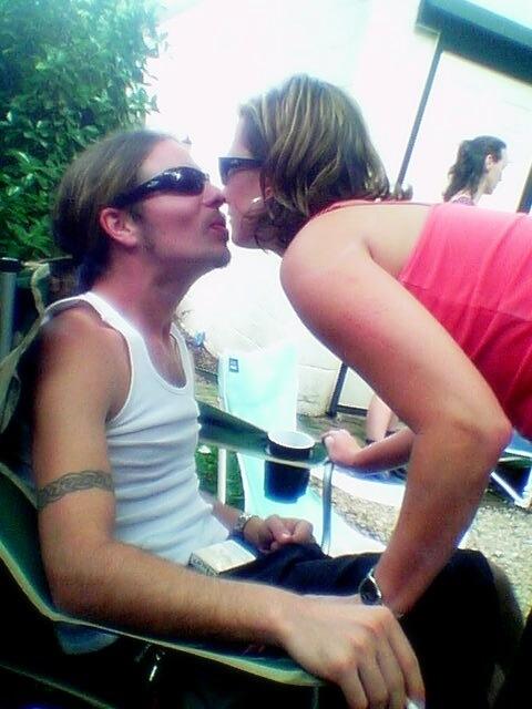 Willie Amp Brandy Adler Uploaded Jul 19 2004 Flickr
