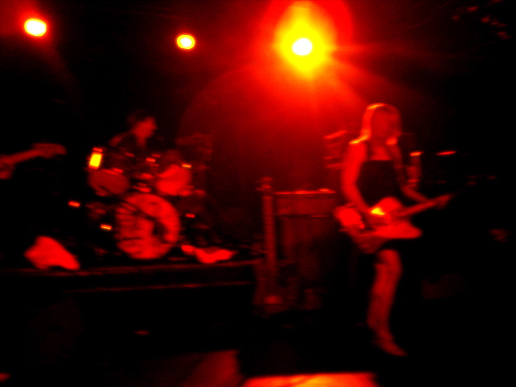 Sonic Youth Red Lindsey Butler Flickr