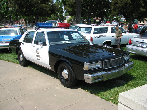 Chevrolet Los Angeles City Police Car 68930 1 Jack