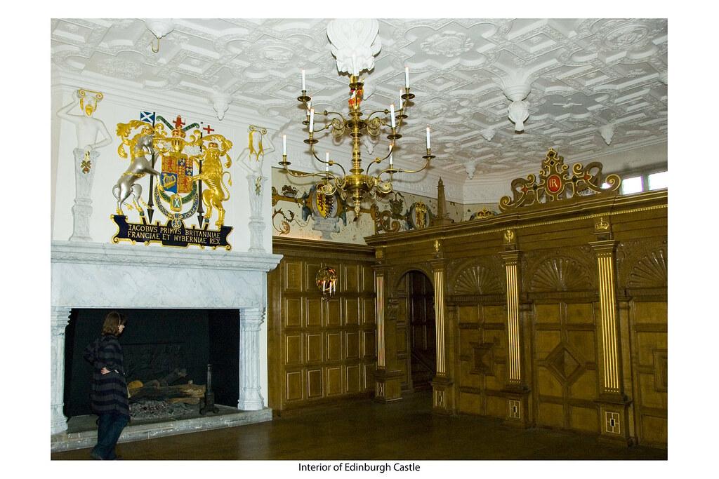 14 Edinburgh Castle Interior 2 Interior Of Edinburgh