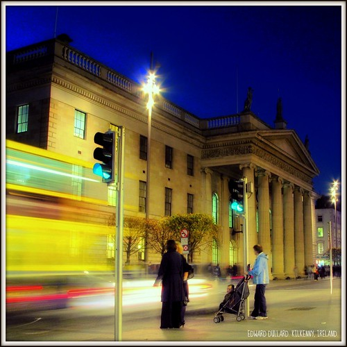 O' CONNELL STREET, DUBLIN. | by Edward Dullard Photography. Kilkenny, Ireland.