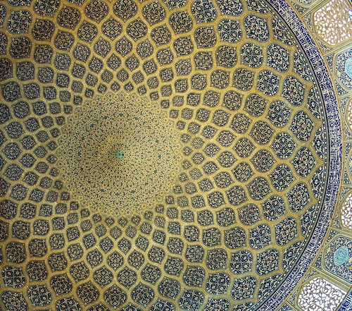 dome, lotfollah mosque, isfahan oct. 2007 | by seier+seier
