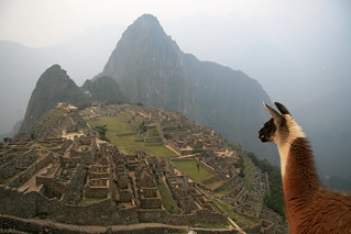 Overlooking machu picchu | by kees straver (will be back online soon friends)