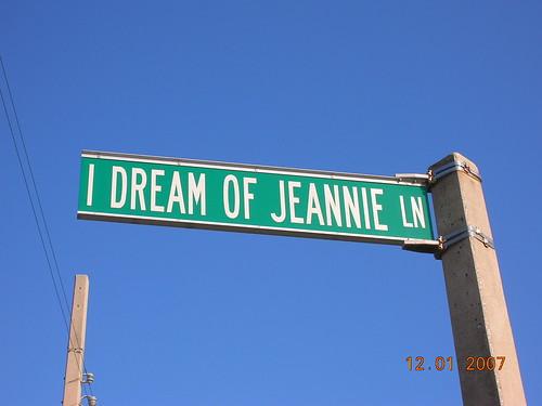 I Dream Of Jeannie Lane Cocoa Beach Florida I Dream Of Jea Flickr