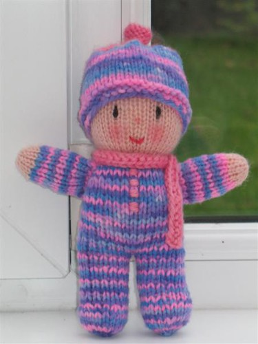Beginner Crochet Patterns For Baby Toys : Rainbow Baby lizzies_wonderland Flickr