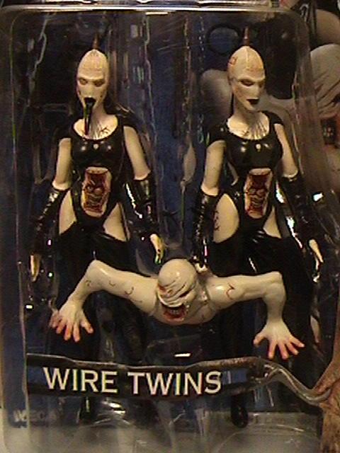 hellraiser s1 wire twins amp torso2 michael amp plexus
