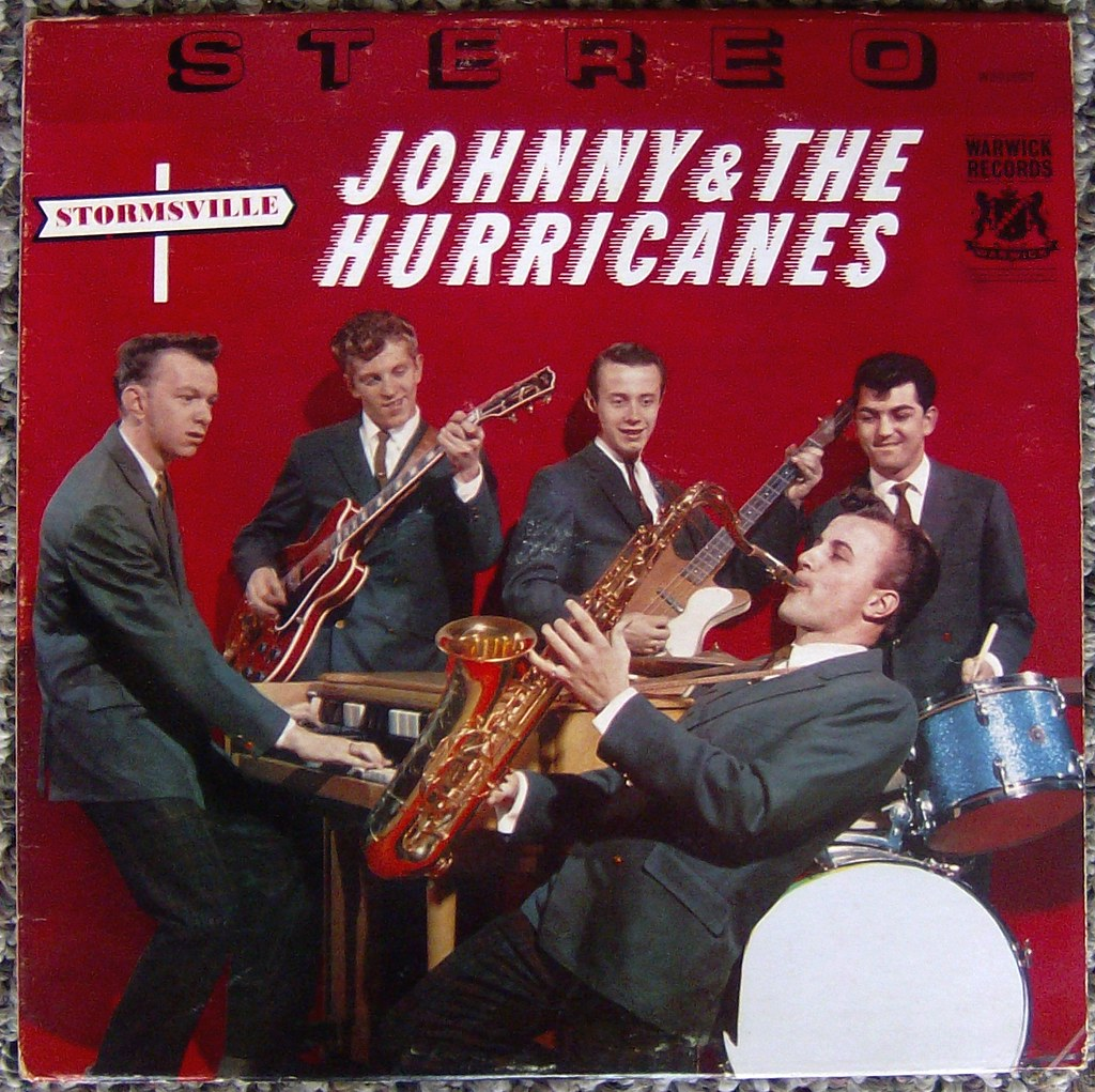Johnny And The Hurricanes James Bond Theme The Hungry Eye