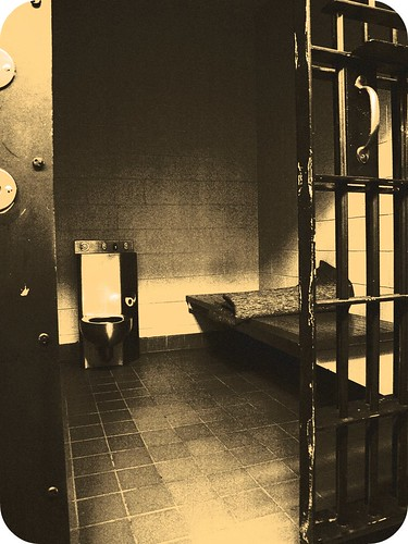 Bedford Jail Cell | by gloomy50