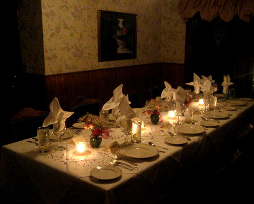Anniversary Table | My grandparent's 50th Wedding anniversar… | Flickr