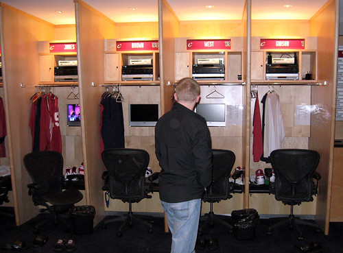 Cavs Locker Room  Notice All The Players Have Their Own. Country Curtains For Living Room. Rustic Living Room Decor. Red And Black Living Room Set. Cheap Living Room Sectionals. Large Decorative Wall Clocks. Decorative Handrails. Decorative Decals. Large Outside Christmas Decorations