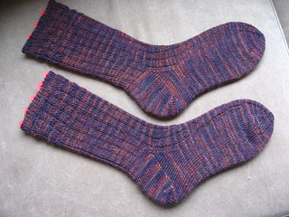 Stovepipe Socks | by Linda N.