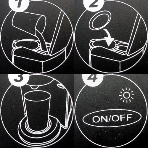 mizudashi coffee pot english instructions