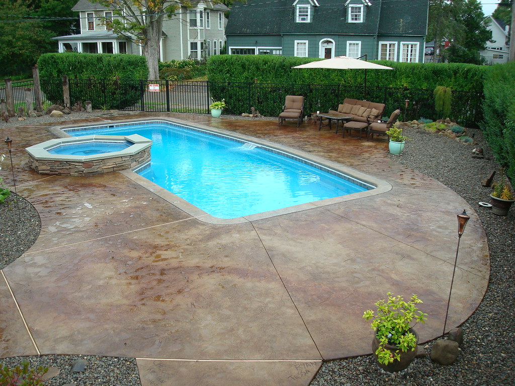 Designer Pools And Spas custom pools spas Poseidon 10a Viking Pools Custom Design Designer Pools Gowanda Ny