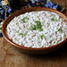Chicken Salad with Celery in Yogurt Dressing