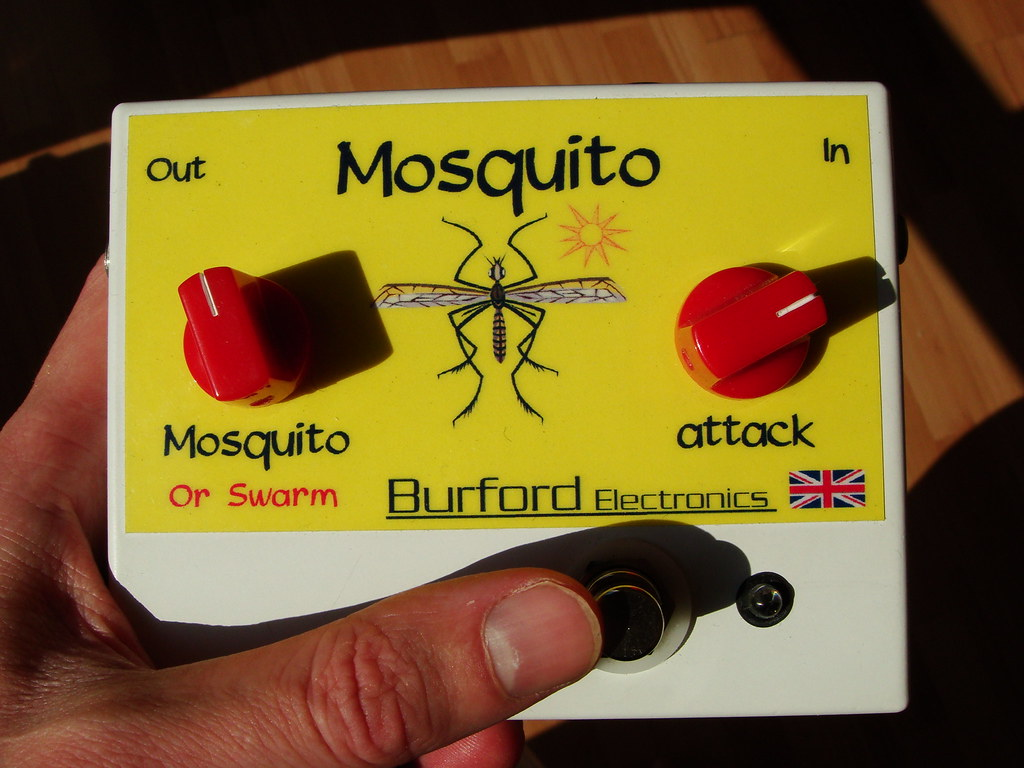 Burford Electronics Mosquito - Burford Electronics Mosquito … - Flickr Burford Electronics Mosquito - 웹