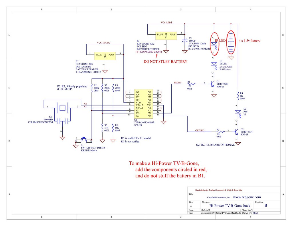 vizio main board schematic diagram for vizio power board