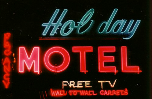 KY, Cave City-U.S. 31W Holiday Motel | by Alan C of Marion,IN