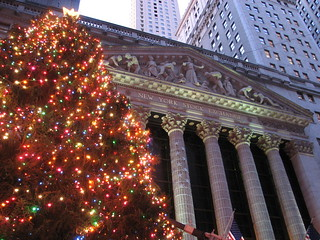 Christmas at the New York Stock Exchange | by epicharmus