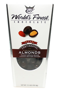World's Finest Dark Continental Chocolate Almonds | by cybele-
