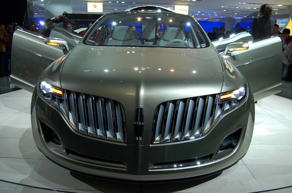 Lincoln MKT Concept North American International Auto Show… | Flickr